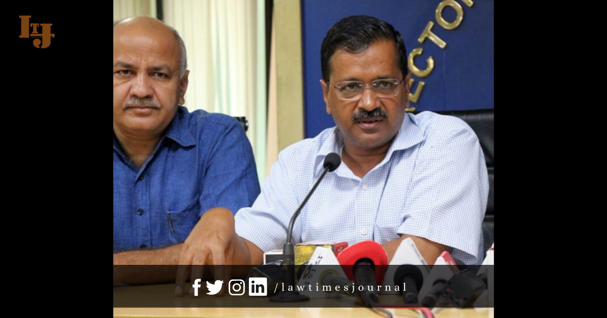 "Delhi Government introduces ""Emergency Parole"" by amending Prison Rules"