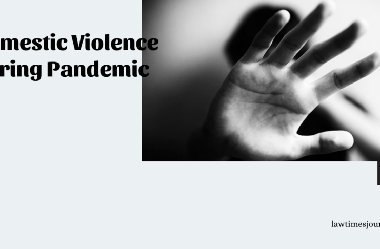 Domestic Violence during pandemic