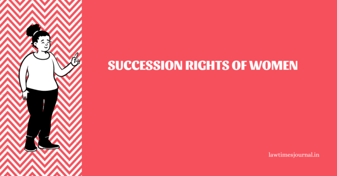 Succession Rights of women